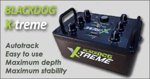detector de metales de gran profundidad blackdog xtreme